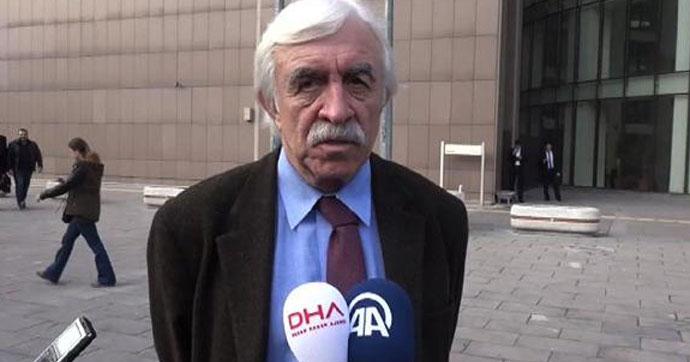 Gazeteci Cengiz Çandar, Cumhurbaşkanı'na hakaretten ifade verdi