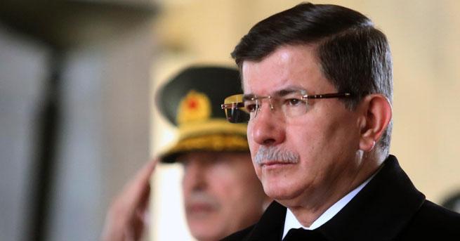 Davutoğlu, CHP ve MHP ile Meclis'te görüştü