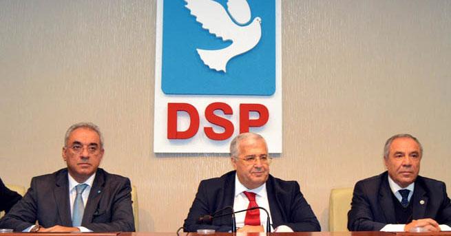 Masum Türker; DSP kurultayında aday değilim
