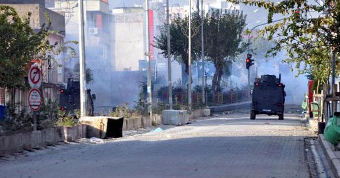 Polise roketatarlı saldırı