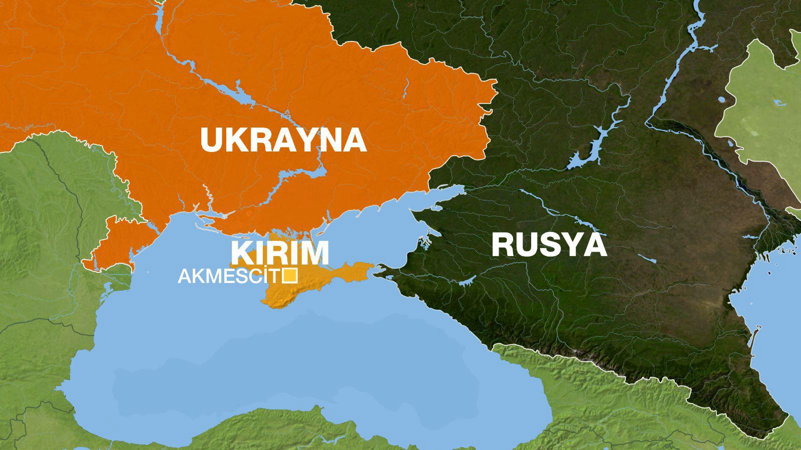 Ukrayna'dan Rusya'ya transit uçuş yasağı!