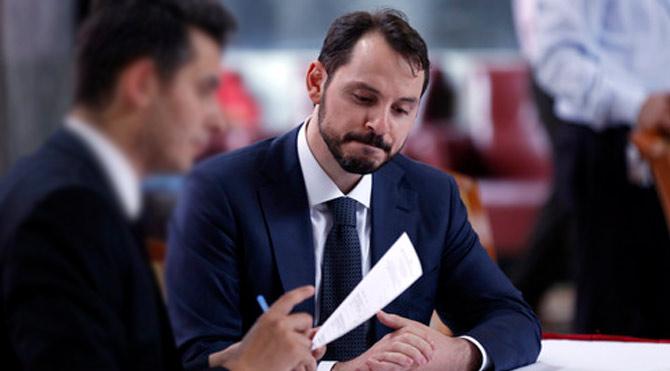 Reuters'tan Berat Albayrak ve kabine değişikliği iddiası