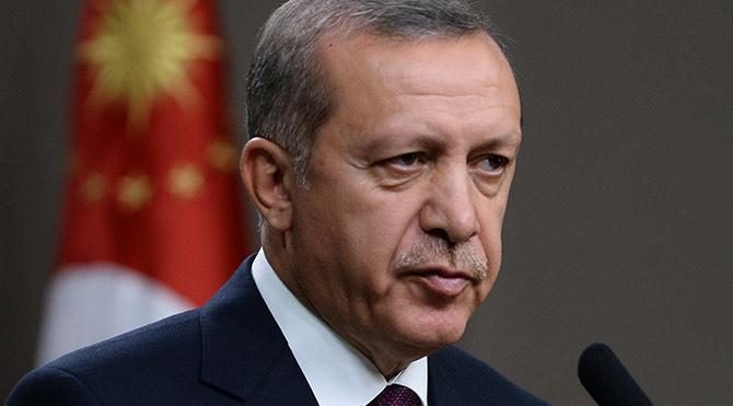 Erdoğan: Tedbirlere sarılıp, takdire teslim olacağız
