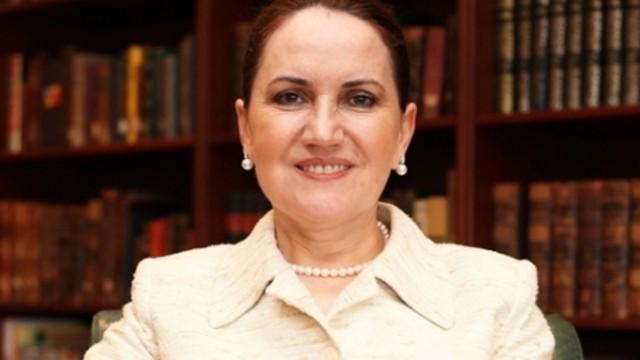 Meral Akşener'den yeni parti buluşması