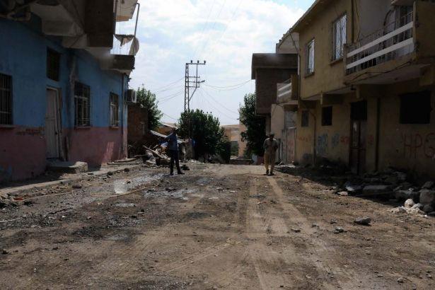 15 köy ve mezrada sokağa çıkma yasağı
