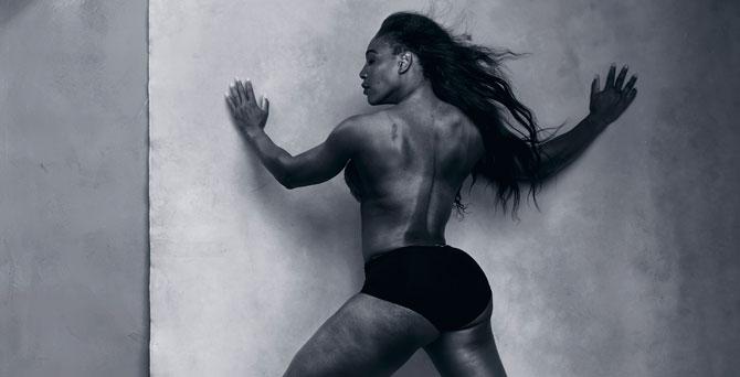 Dünyanın bir numaralı tenisçisi Pirelli takviminde