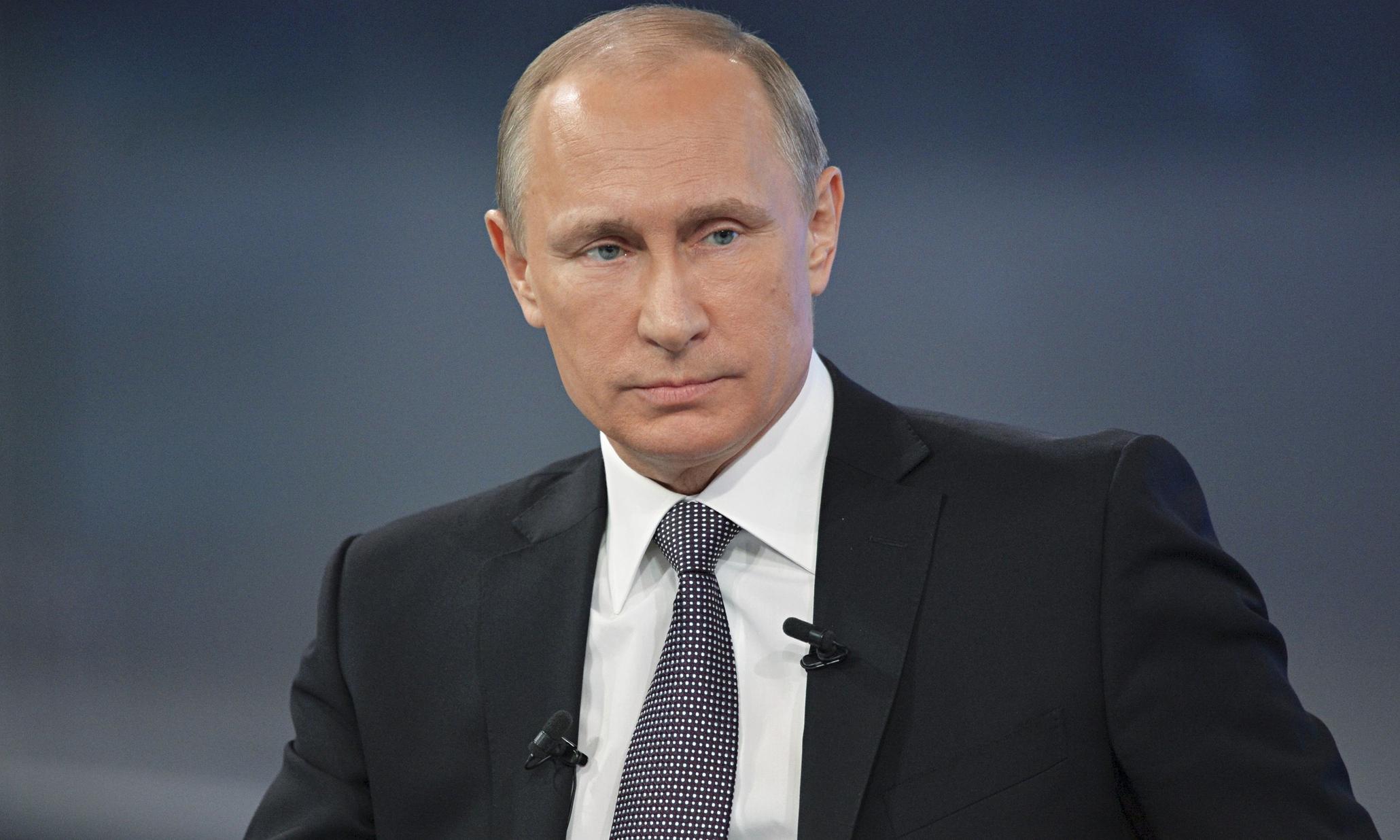 Putin: Kürt birliklerine silah göndereceğimizi ilan etmiyoruz