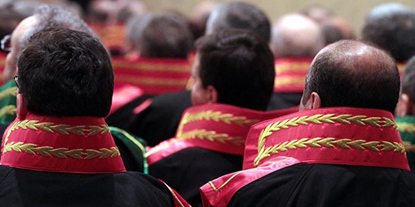 154 hakimin görev yeri değişti!