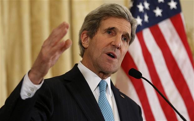 John Kerry'den 'Suriye'de özerklik' açıklaması