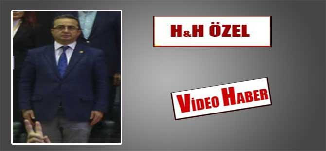 CHPli Tezcan'dan Öcalan'a saygı duruşu!