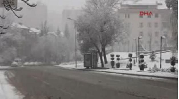 Ankara kara teslim