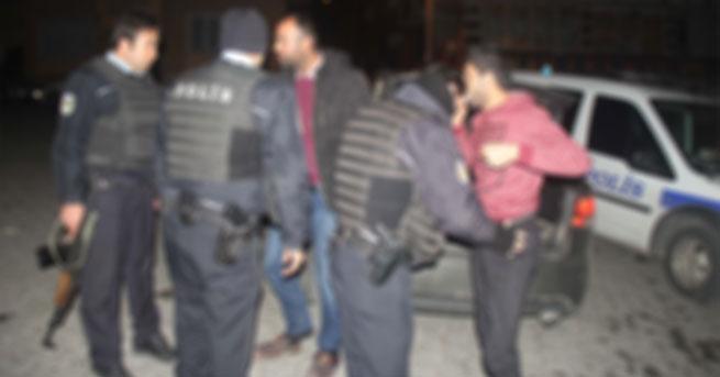 Şanlıurfa'da huzur operasyonu: 22 gözaltı