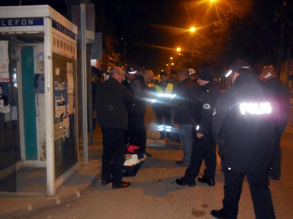 Kahramanmaraş'ta bomba paniği