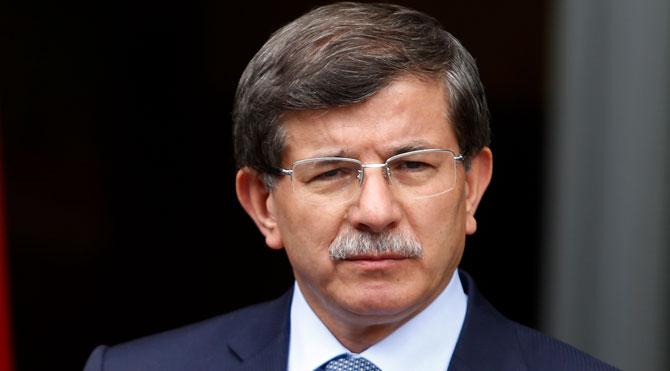 Davutoğlu cephesinde kriz!