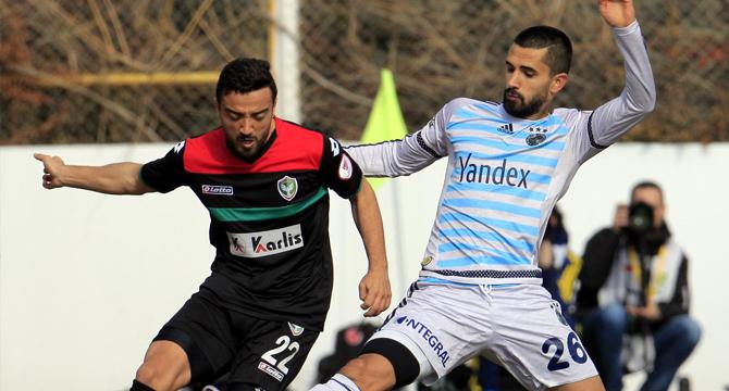 Amed Sportif 3-3 Fenerbahçe