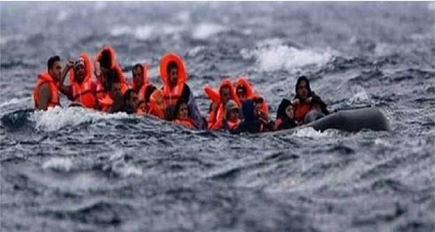 Mültecileri taşıyan bot battı: 11 ölü