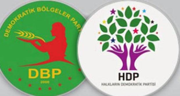 Çukurca'da HDP ve DBP eşbaşkanlarına gözaltı