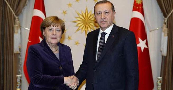 Alman basını: Erdoğan Berlin'e gidecek