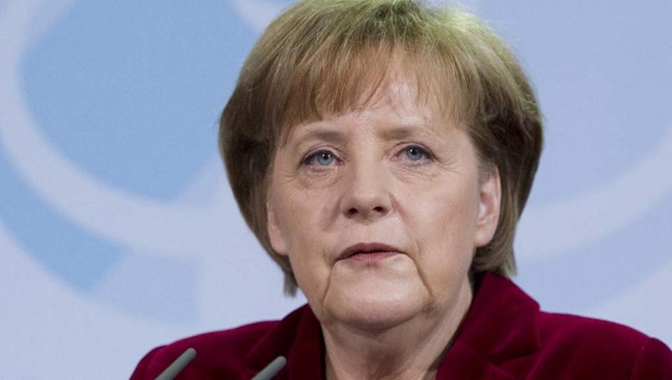Merkel İngiltere'ye rest çekti