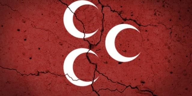 MHP'li başkan görevinden istifa etti
