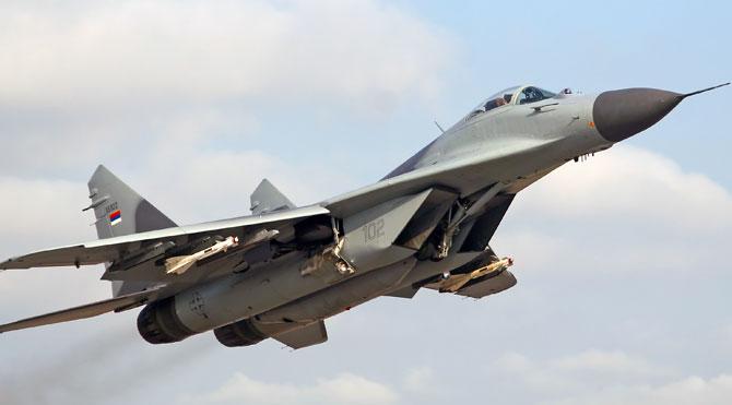 Rus uçakları, IŞİD hedeflerini vurdu