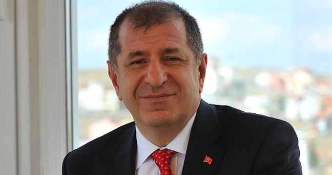 Ümit Özdağ, Bahçeli'ye karşı adaylığını açıkladı!