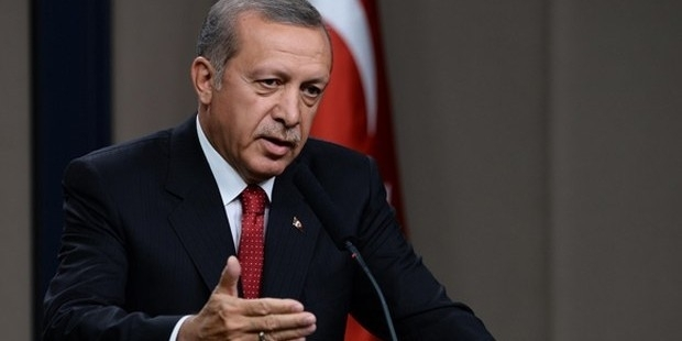 Erdoğan: Milli andımız İstiklal Marşı'dır