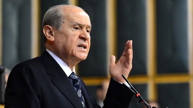 Bahçeli: HDP'liler İran'la kaç kez görüştü?