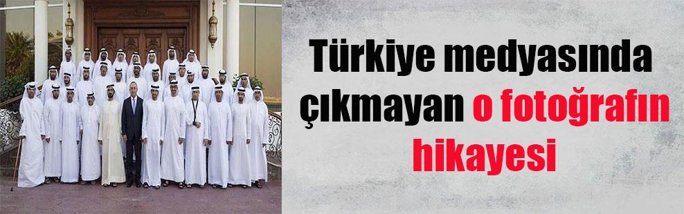 Türkiye medyasında çıkmayan o fotoğrafın hikayesi