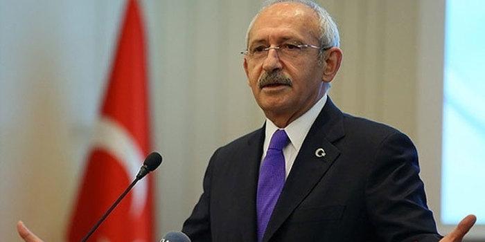 Kılıçdaroğlu: Deniz Baykal tarihe geçecek bir konuşma yaptı