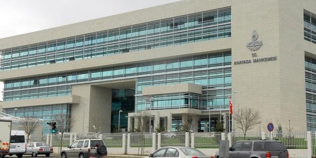 Anayasa Mahkemesi'nden ilk FETÖ kararı