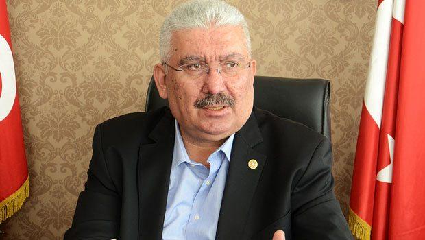 MHP'li Yalçın: Üst mahkameye gideceğiz