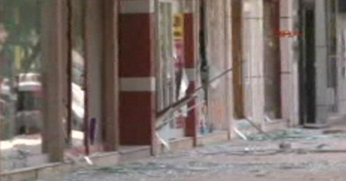 Gaziantep'te emniyete canlı bomba saldırısı: Çok sayıda polis yaralandı