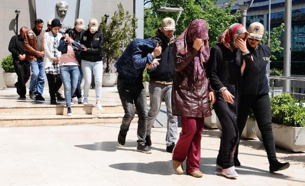 Bursa'daki canlı bomba soruşturmasında yeni gelişme