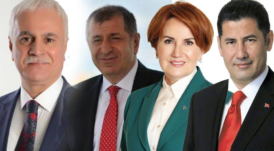 Muhalif Genel Başkan adayları bir araya geldi
