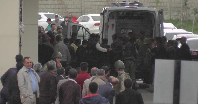 Varto'da PKK pusu kurdu!.. 2 asker yaralı!