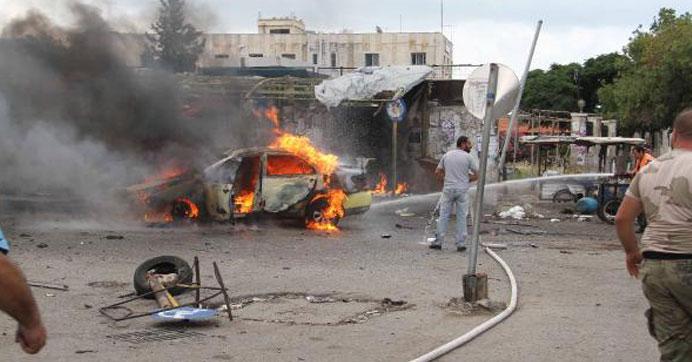 Kabil'de servis aracına bombalı saldırı: 10 ölü, 4 yaralı