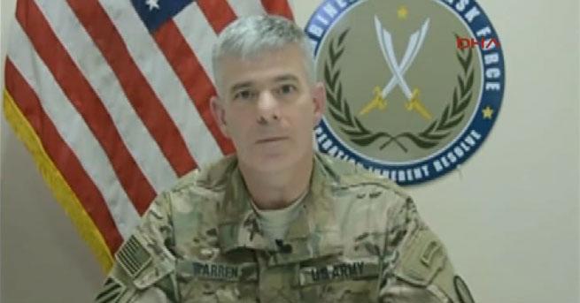 ABD'den 'YPG arması' açıklaması