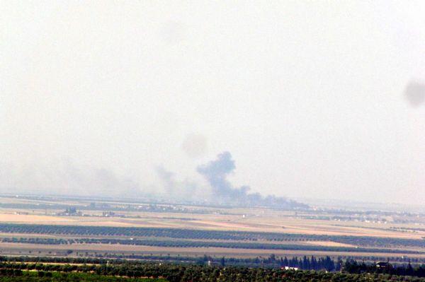 IŞİD'e yapılan hava harekatında 104 terörist öldürüldü