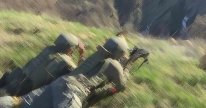 Genelkurmay: 8 PKK'lı etkisiz hale getirildi
