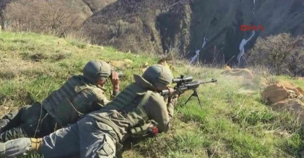 12 PKK'lı etkisiz hâle getirildi