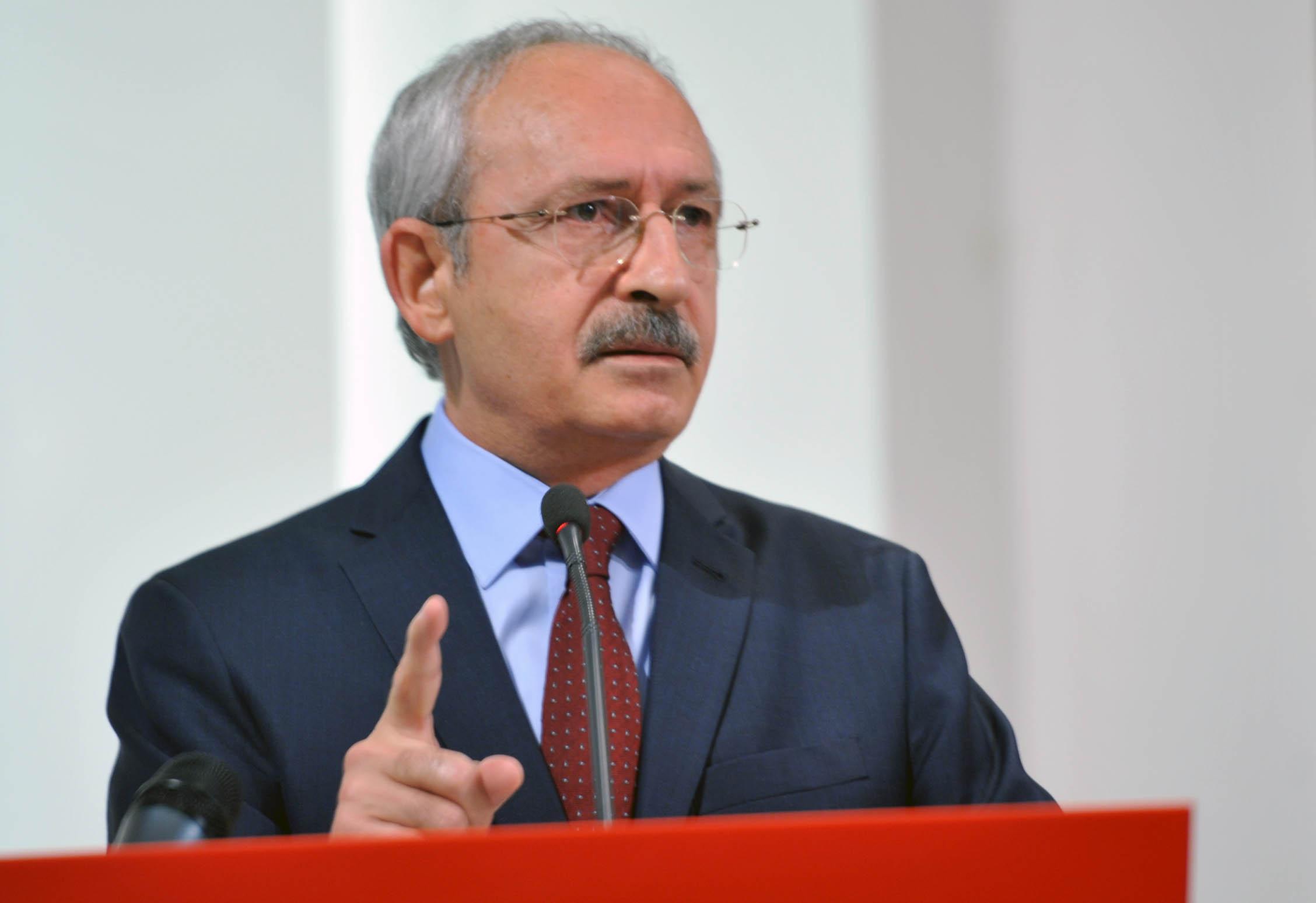 Kılıçdaroğlu: Biz bu cumhuriyeti acıyla kanla kurduk