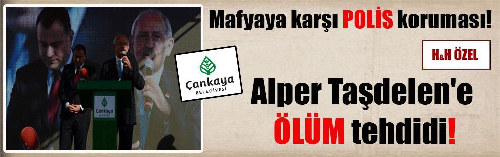 Mafyaya karşı POLİS koruması! Alper Taşdelen'e ÖLÜM tehdidi!