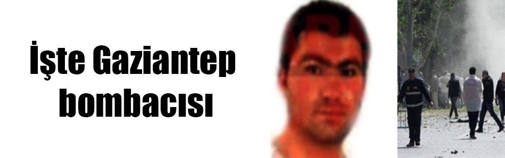 İşte Gaziantep bombacısı
