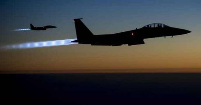 İngiliz jetleri 'Acil' koduyla havalandı