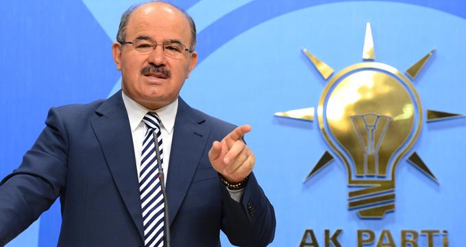 Hüseyin Çelik'ten AKP'ye: Küme düşen parti