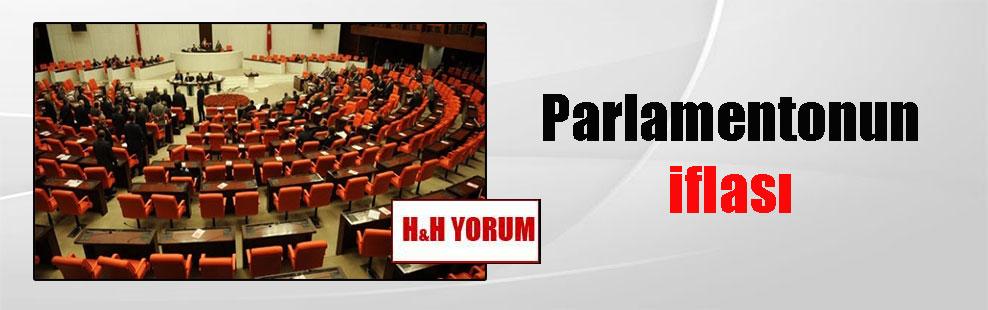 Parlamentonun iflası