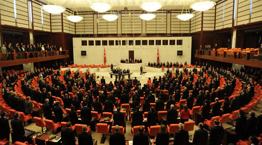 Meclis Afrin gündemiyle toplandı