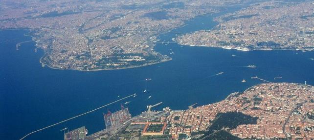 Depremin ardından İstanbul'da korkutan sesler