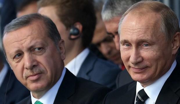 Erdoğan ve Putin uçak krizinden sonra ilk kez görüştü